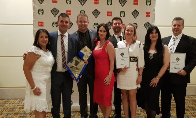 Leneeva wins Project Home of the Year.