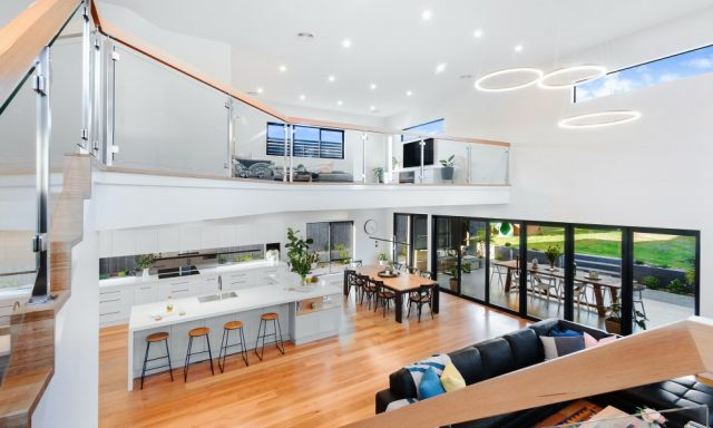 TWO HOMES SELECTED AS HIA FINALISTS